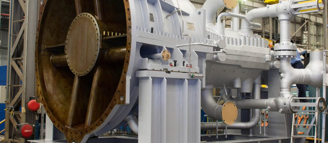 Siemens Brazil will supply eleven steam turbines for the power plant projects in Bolivia. The first SST-400 turbine started its journey from the Siemens facility in Jundiaí, São Paulo.